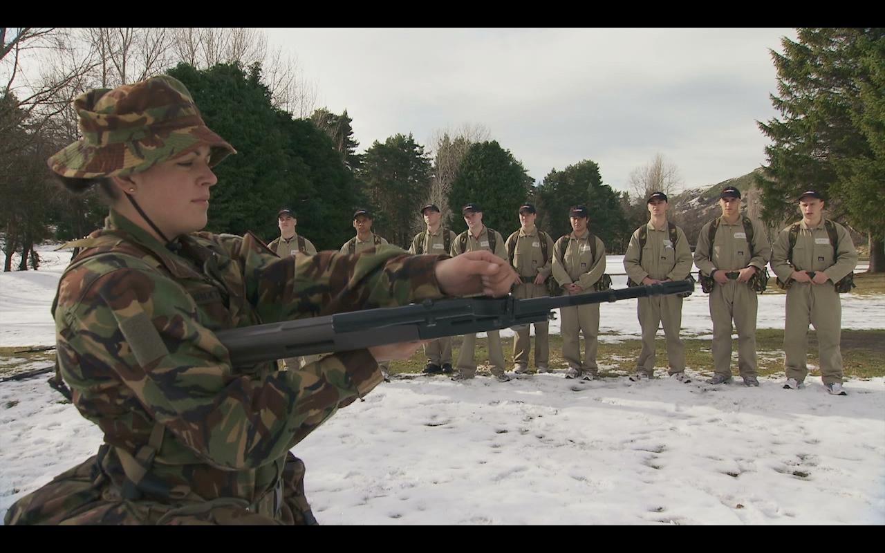 New Zealand Army - 4