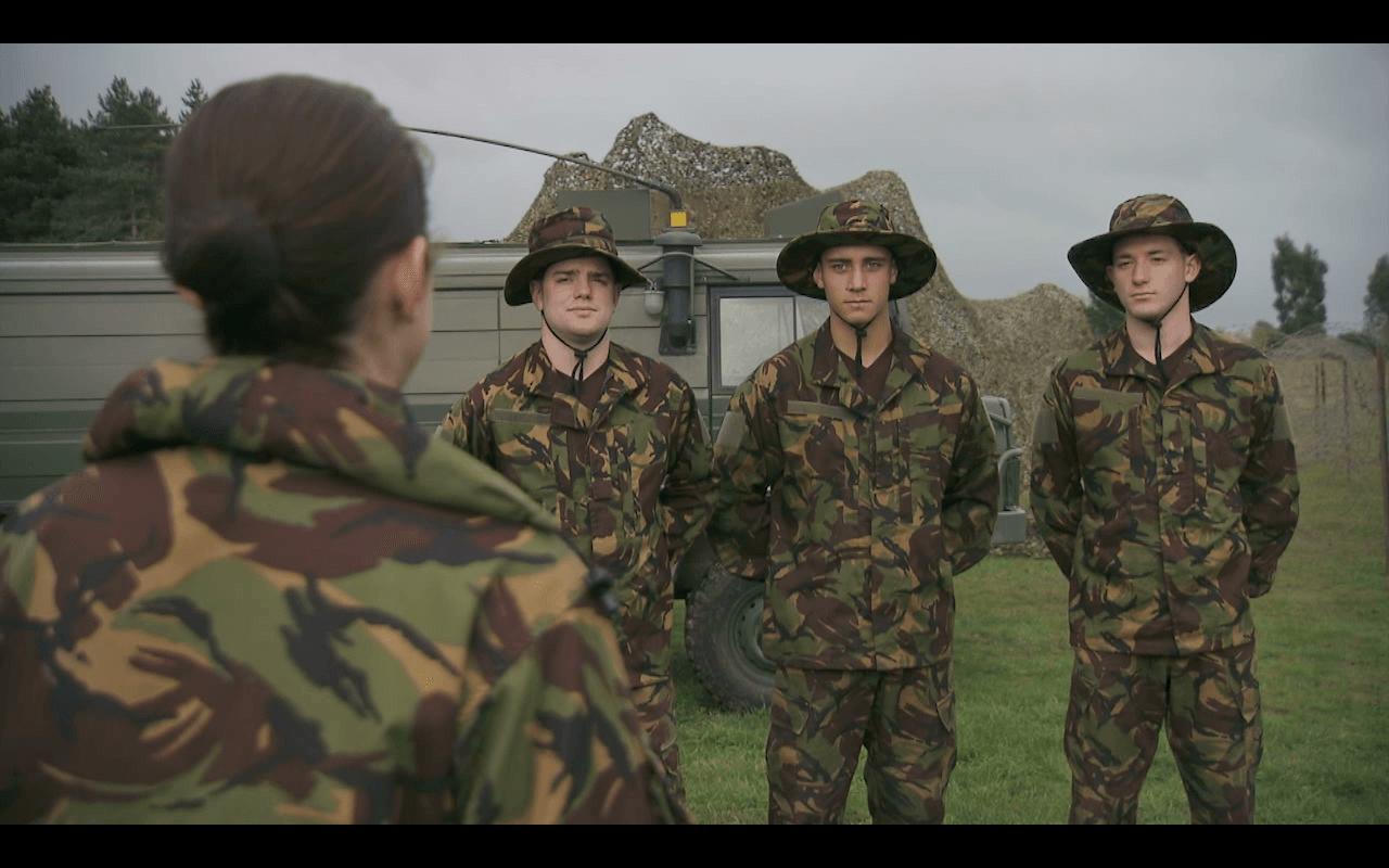 New Zealand Army - 3